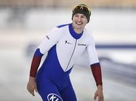 Конькобежец Кулижников выиграл первый старт после травмы