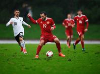 Молодые российские футболисты одержали вторую победу в отборе к Евро-2019
