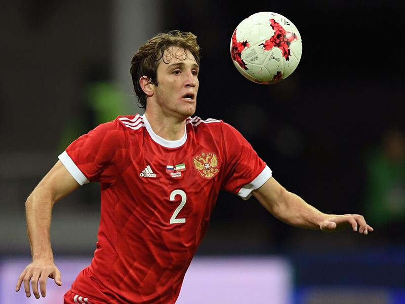 Российский футбольный союз (РФС) достиг договоренности о проведении одного из двух контрольных матчей с участием национальной сборной России в марте 2018 года