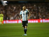 Чемпионат мира по футболу рискует пройти без участия Лионеля Месси