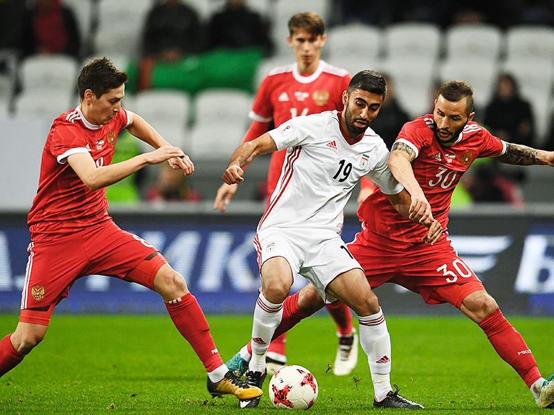 Подопечные Станислава Черчесова провели за отчетный период два контрольных матча с командами Южной Кореи (4:2) и Ирана (1:1) и имеют в своем активе 563 очка