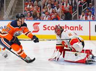 Самый ценный игрок НХЛ сделал хет-трик в первом же матче нового сезона