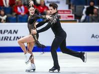 Канадская пара улучшила свой мировой рекорд в фигурном катании