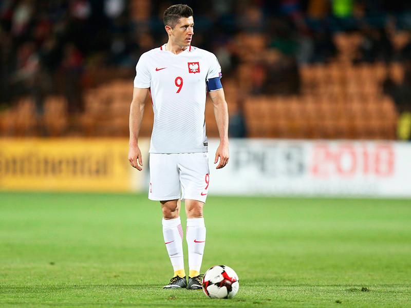 Роберт Левандовский установил рекорд Европы и стал лучшим снайпером Польши