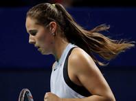 Теннисистка Дарья Касаткина пробилась в полуфинал Кубка Кремля