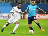 """Питерский """"Зенит"""" продлил победную серию в Лиге Европы УЕФА"""