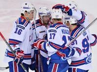 """Хоккеисты СКА победили """"Сибирь"""" и превзошли достижение """"Авангарда"""""""