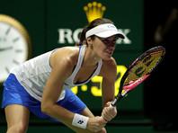 Мартина Хингис не смогла победно завершить теннисную карьеру