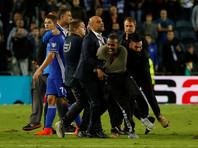 В Израиле болельщик с ножом напал на футболиста сборной Испании