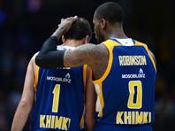 """Баскетболисты """"Химок"""" потерпели первое поражение в Евролиге"""