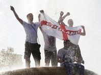 Более тысячи британских футбольных хулиганов получили право приехать на ЧМ-2018 в Россию