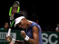 Уильямс и Плишкова вышли в полуфинал итогового турнира WTA