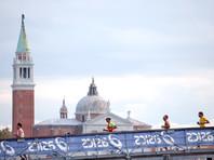 Хозяин Венецианского марафона победил в забеге благодаря лучшему знанию улиц