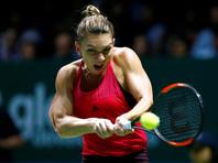 Первая ракетка мира не смогла пробиться в полуфинал итогового турнира WTA