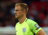"""Вратарь лондонского футбольного клуба """"Вэст Хэм"""" и сборной Англии Джо Харт был ограблен тремя неизвестными на мопедах возле тренировочной базы команды"""