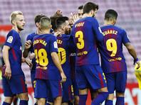 """""""Барселона"""" продолжит выступать в чемпионате Испании после референдума в Каталонии"""