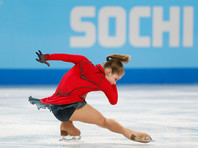Фигуристка Липницкая предложила провести в России еще одну зимнюю Олимпиаду