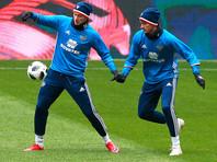 Футболисты сборной России исполнят новогодние мечты детей