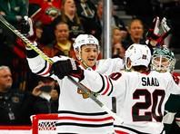 Анисимов оформил первый хет-трик в НХЛ в ворота своей бывшей команды