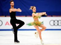 Французская пара установила два мировых рекорда в танцах на льду