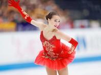 Российские фигуристы Алина Загитова и Михаил Коляда стали победителями пекинского Гран-при