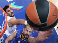 """Баскетболисты """"Химок"""" нанесли мадридскому """"Реалу"""" первое поражение в Евролиге"""