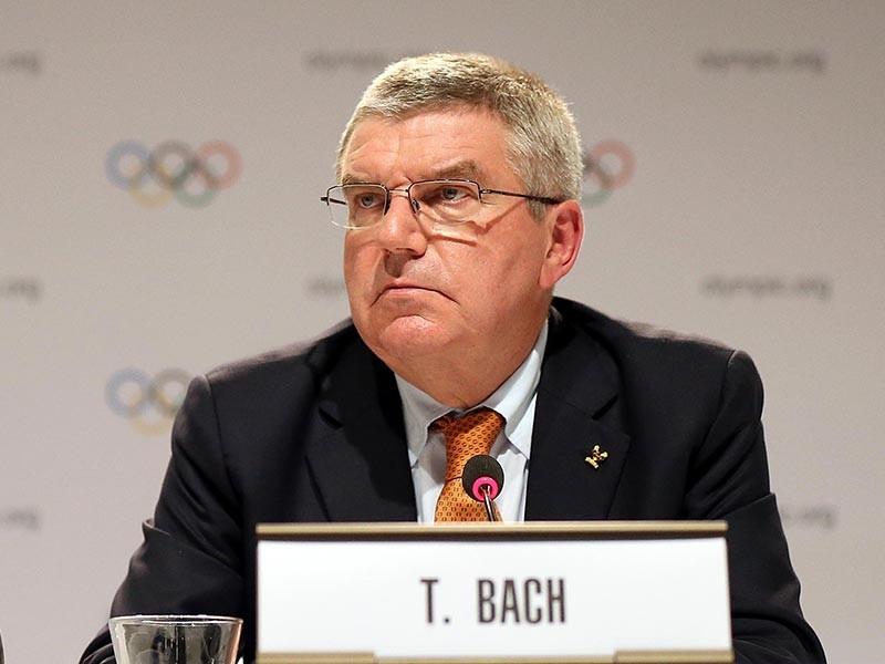 Президент Международного олимпийского комитета (МОК) Томас Бах осудил публичные призывы применить санкции к российским спортсменам до завершения расследования двух комиссий Освальда и Шмида