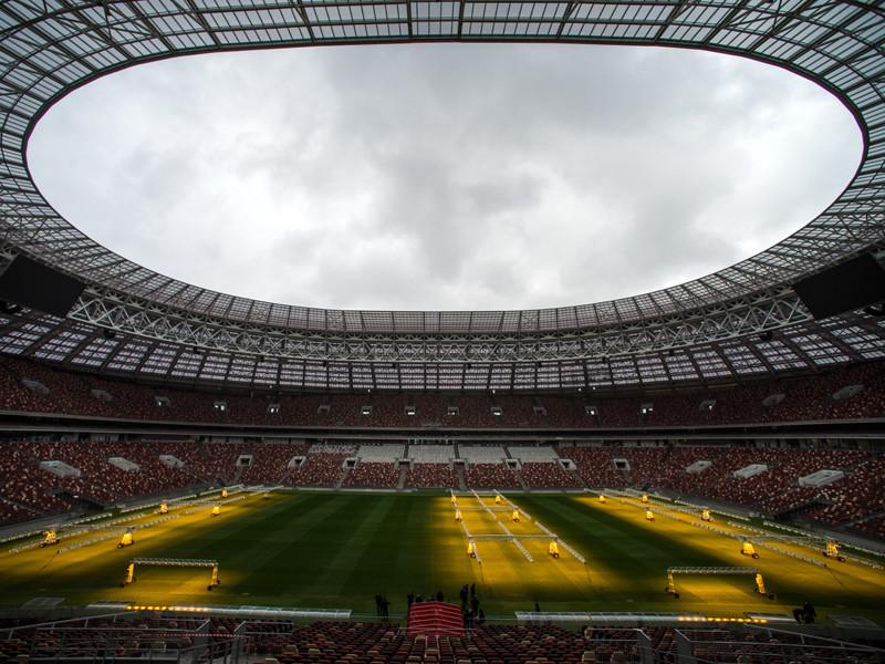 Первый канал покажет матч Россия - Аргентина при помощи новых технологий