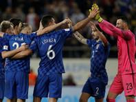 Футболисты Хорватии и Швейцарии завоевали путевки на ЧМ-2018
