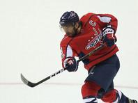 Овечкину в перерыве матча наложили несколько швов, после он вернулся на лед и сделал результативную передачу (ВИДЕО)