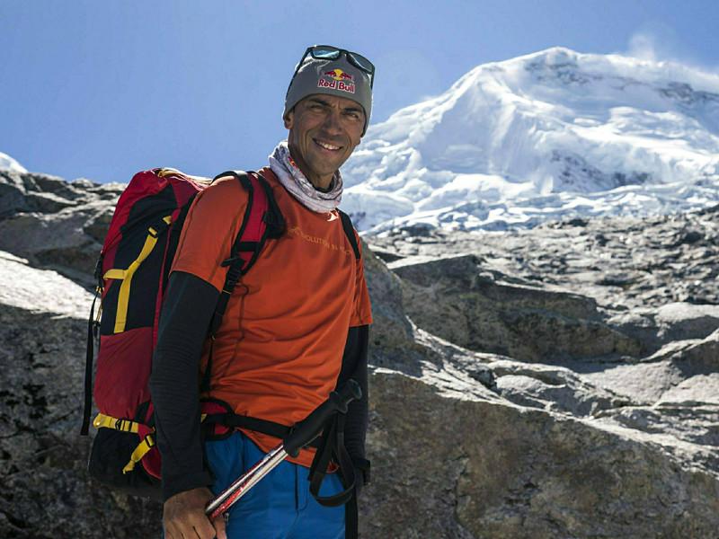 В горах Непала погиб известный российский бейсджампер Валерий Розов