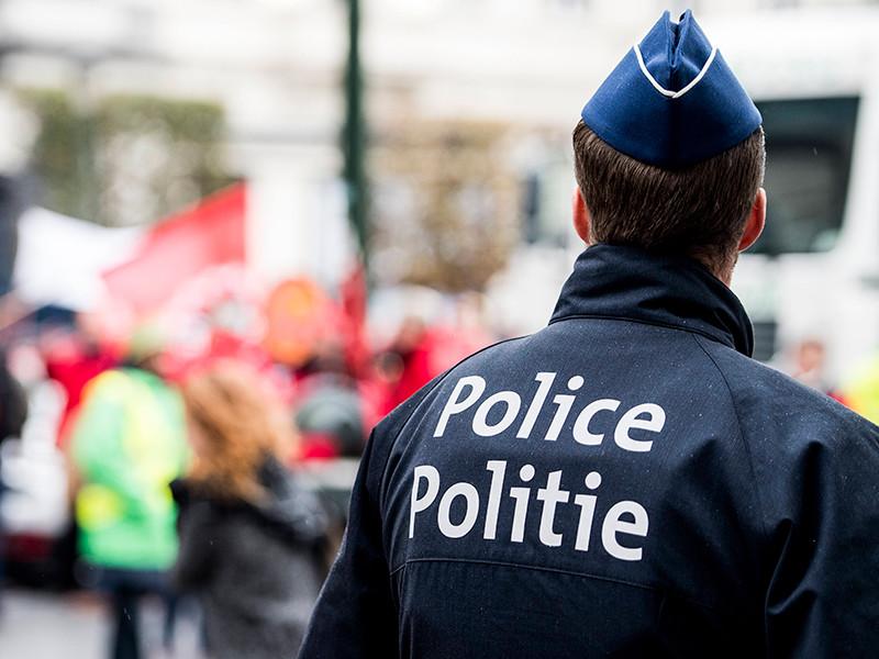 Брюссельские полицейские пострадали от марокканцев, отмечавших победу своей сборной