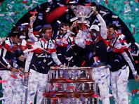 Французские теннисисты в десятый раз добыли Кубок Дэвиса