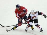 """Овечкин и Кузнецов помогли """"Вашингтону"""" подняться в зону плей-офф"""