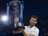 Итоговый турнир ATP выиграл бывший бойфренд Марии Шараповой