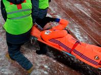 Два футболиста ЦСКА сломали ноги в ходе морозного матча в Хабаровске