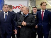 Владимир Путин: обвинения России в поддержке применения допинга связаны с президентскими выборами