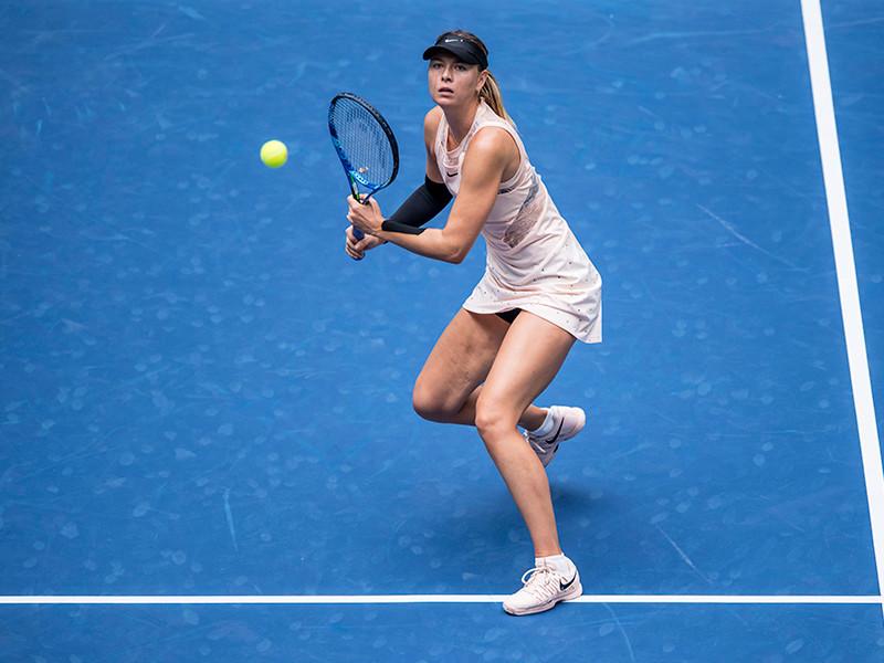 Мария Шарапова не сыграет за сборную России по теннису в Кубке Федерации в следующем сезоне, так как ей нужно вернуться в десятку мирового рейтинга