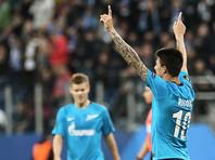 """Футболисты """"Зенита"""" досрочно вышли в плей-офф Лиги Европы УЕФА"""
