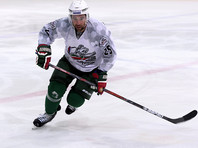 Дисквалификация хоккеиста Даниса Зарипова сокращена до полугода