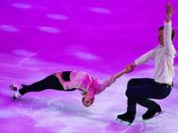 Фигуристы Евгения Тарасова и Владимир Морозов победили на французском Гран-при