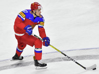 Шипачев, которому не нашлось места в НХЛ, провел тренировку в Санкт-Петербурге