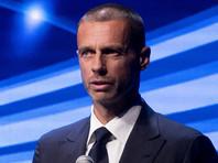 Глава УЕФА назвал преждевременным введение видеоповторов в футболе