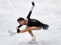 Падение не помешало Евгении Медведевой выиграть Гран-При Японии