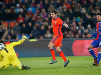 Алан Дзагоев номинирован на звание футболиста недели в Лиге чемпионов
