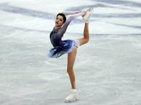 Фигуристка Медведева захватила лидерство на японском Гран-при