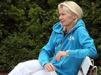 Знаменитая чешская теннисистка Яна Новотна умерла от рака в 49 лет