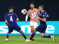 Сборные Хорватии и Швейцарии стали значительно ближе к ЧМ-2018 в России