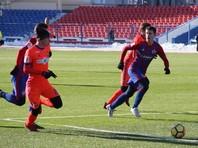 Футболисты ЦСКА победили в Хабаровске, отправив в ворота аутсайдера четыре мяча