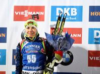 Победительницей женской индивидуальной гонки на  этапе Кубка мира по биатлону в шведском Эстерсунде стала представительница Белоруссии Надежда Скардино